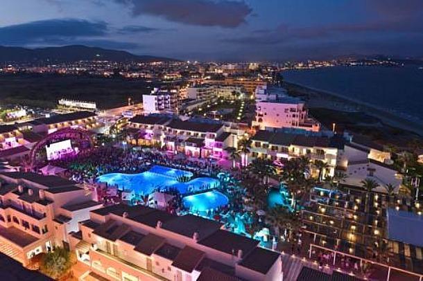 Ushuaia Beach Hotel Ibiza Spain Source Hotels World