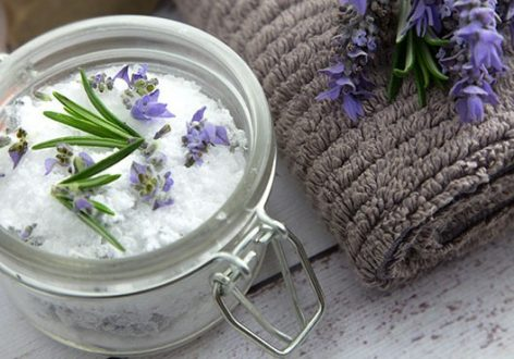 aromathic bath