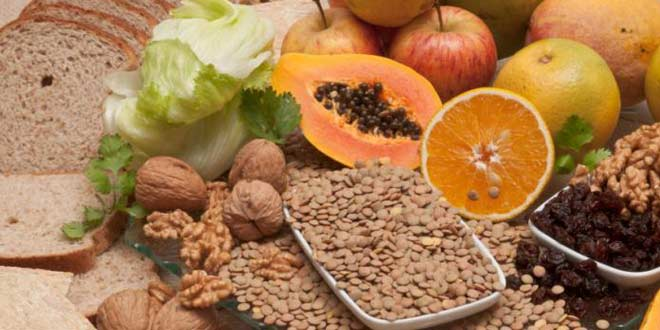 High fiber intake could reduce the risk of breast cancer by 24%