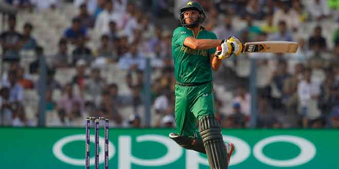 WORLD T20: Afridi and co blaze past Bangladesh at Eden Gardens
