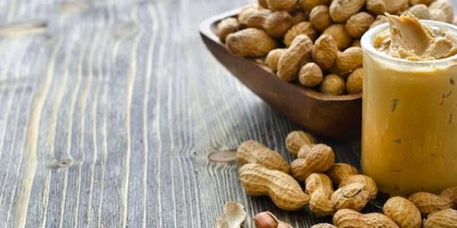 peanuts for infants