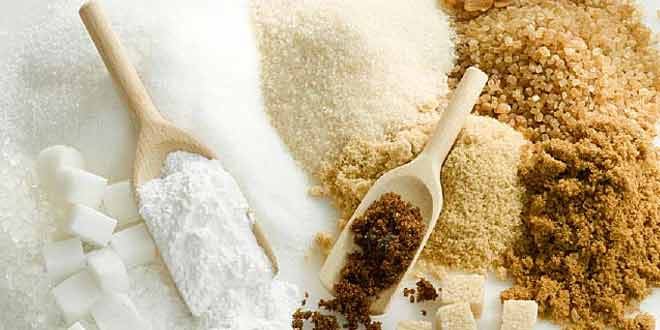 How to differentiate between sugar and sweeteners?