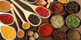 Asian Food Spices & Herbs- Health Benefits