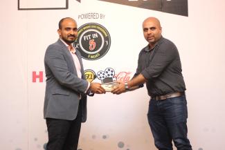 Faizan S. Syed (CEO HTV) Hishaam Masood