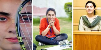 "Interview with Pakistan's Youngest Junior Olympian ""Noorena Shams"""
