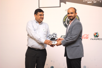From Left to Right: Mr. Nadeem Younus (Neuplex) and Faizan S. Syed (CEO HTV