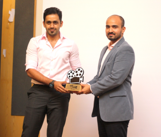 From Left to Right: Mustafa Totana (CEO Fit in 5) and Faizan S. Syed (CEO HTV)