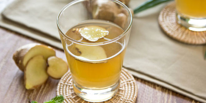Benefits-to-Sipping-Ginger-Juice