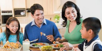 Eating at home could give you a longer life