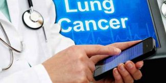 Lung cancer: Mobile app could extend life expectancy