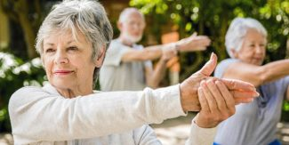 Regular exercise could improve muscle repair in older adults
