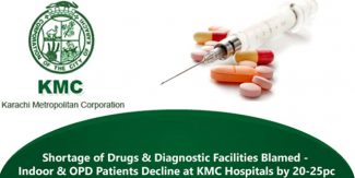 Shortage of Drugs & Diagnostic Facilities Blamed – Indoor & OPD Patients Decline at KMC Hospitals by 20-25pc