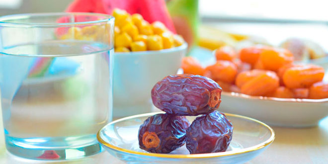 hydrated ramadan tips