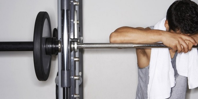5 Reasons you aren't getting any results at the gym