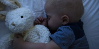 Creating healthy sleep habits in infants could help prevent childhood obesity
