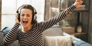Music to boost your happy mode on!