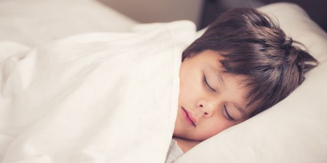 early bedtime reduces obesity risk in children