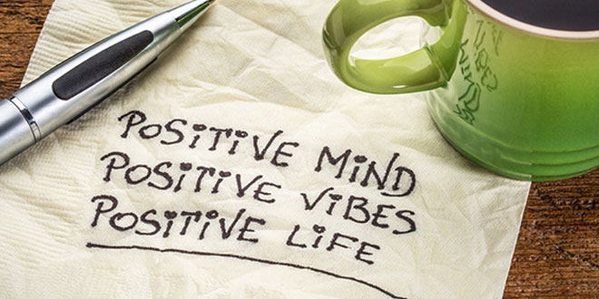 positive attitude benefits memory