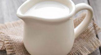 Milk for dark spots
