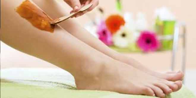 Home Treatment for Pimples and Redness after Waxing