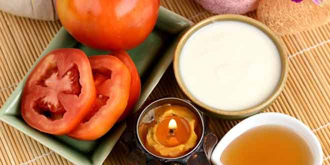Home-remedies for dry skin