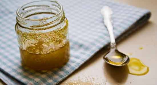 Honey Scrub