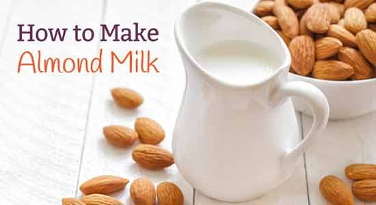 How to Make Almond Milk at Home