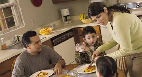 Make Meals a Family Time