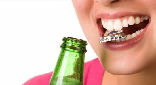 Using Teeth as Tools