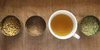 Why Drink Cumin, Coriander and Fennel Tea