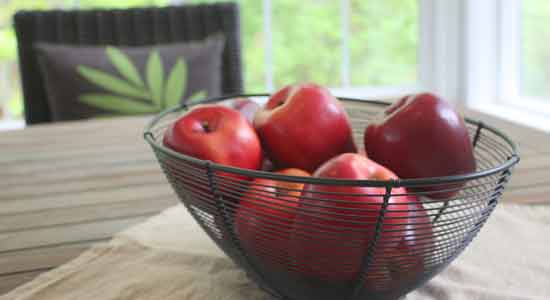 apples for flat belly