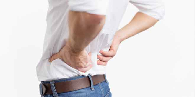 6 Home Treatments for Back Pain
