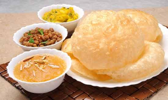 Halwa Puri