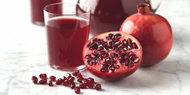 Amazing Benefits of Pomegranates for skin