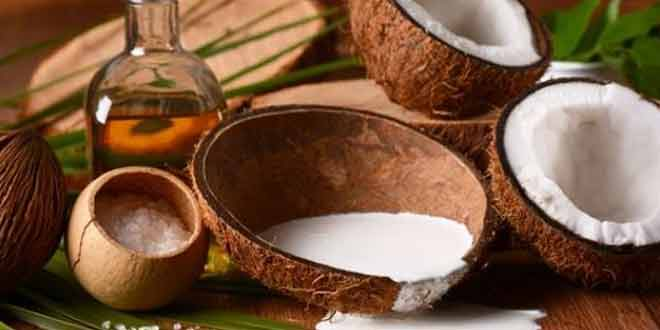 Coconut milk helps lower blood pressure