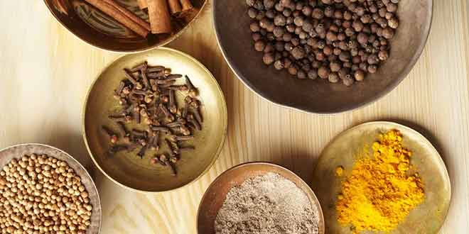 Top 4 Spices To Have In Your Kitchen