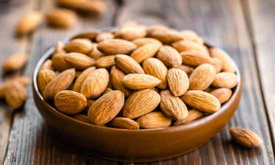 Almonds and Six-packs