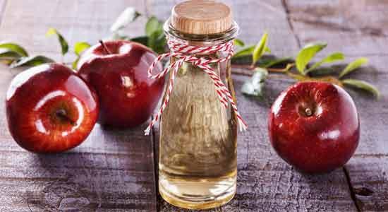 Apple cider vinegar for smelly hair