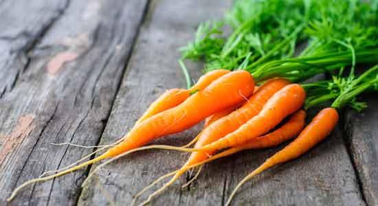 Carrots-anti-aging