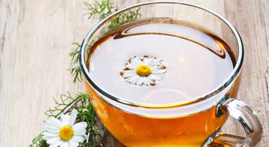 Chamomile to Soothe Headaches