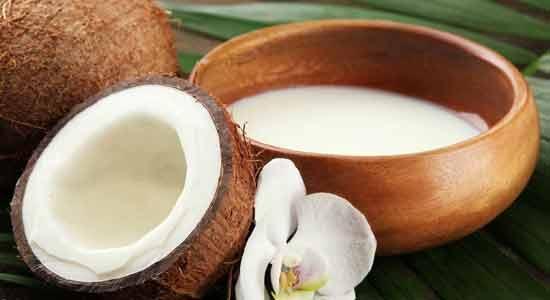 Coconut Milk Hair Mask