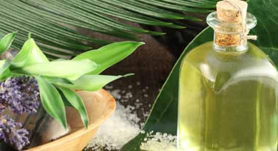 Lavender oil for smelly hair