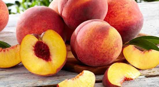 Peaches-anti-aging