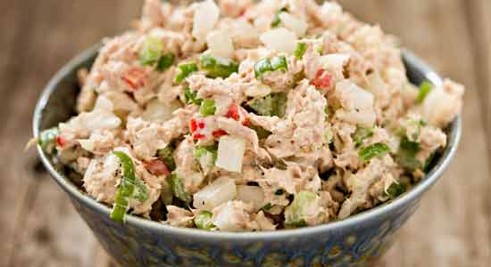 Tuna is a Great Option As Well to Gain Healthy Weight