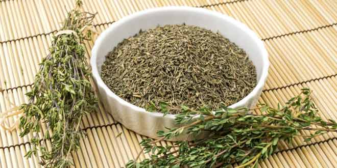 Why Add Thyme into Your Diet?