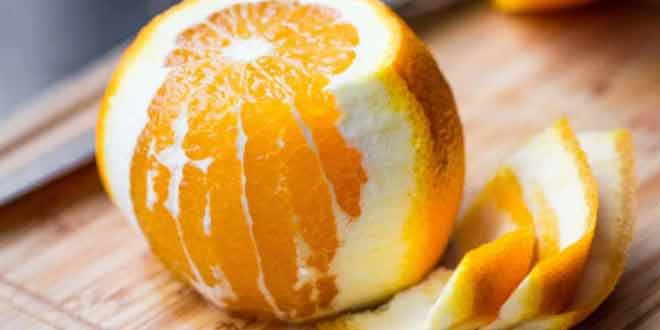Why You Should Save Your Orange Peels