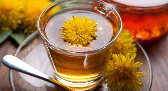 Dandelion Tea to Purify Your Blood