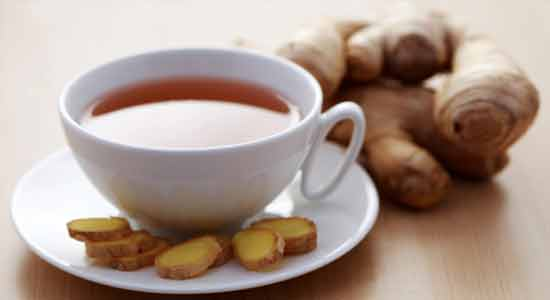Fresh Ginger to Tackle Irregular Periods