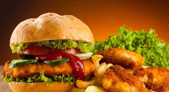 Fried Food that may Cause Acidity