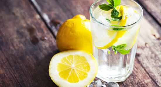 Lemon Water to Purify Your Blood